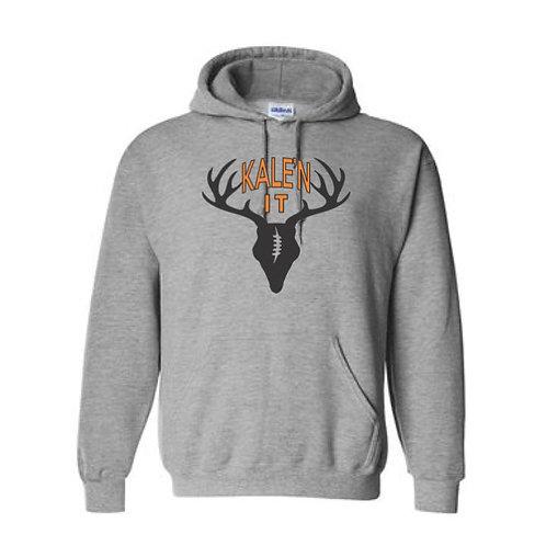 Kale'n It Gray Sweatshirt