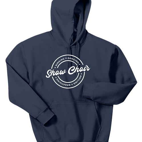 Show Choir Sweatshirt- SD Music