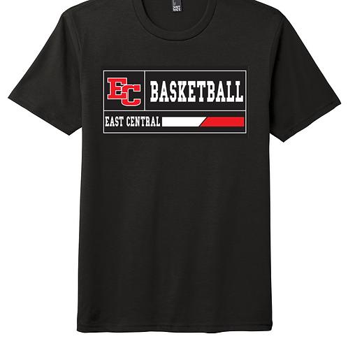 ECBB - Black Triblend T-Shirt