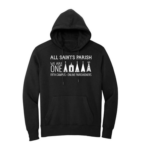 ASP Hooded Sweatshirt 5th Campus- Online Parishioners