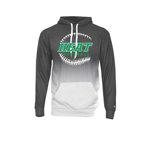 Heat Baseball 2021 Hex Polyester Hooded Sweatshirt