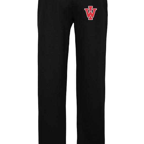 IW Open Bottom Sweatpants
