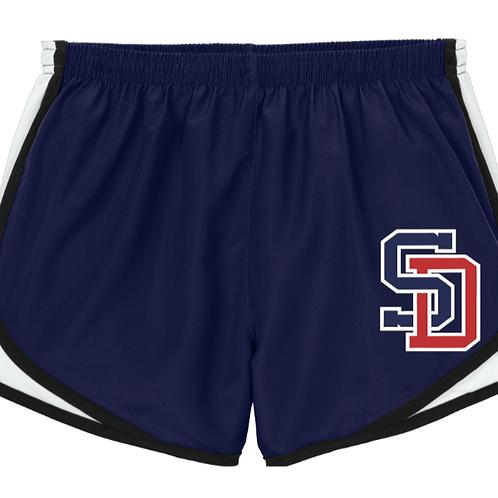 SD Ladies Running Shorts