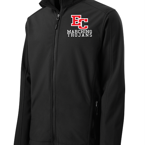 Port Authority®  Core Soft Shell Jacket EC Marching Trojans