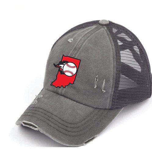 IN Ignite 2021 Criss Cross Ladies CC Beanie Hat