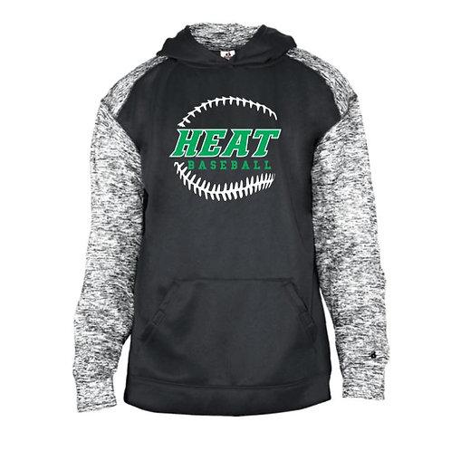 Heat Baseball 2021 Sport Blend Polyester Hooded Sweatshirt