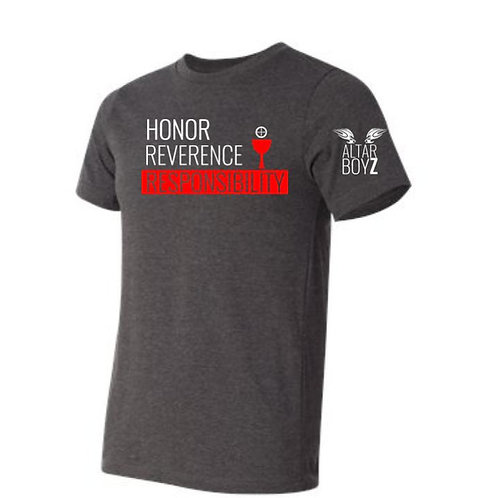 Red Honor, Reverence, Responsibility