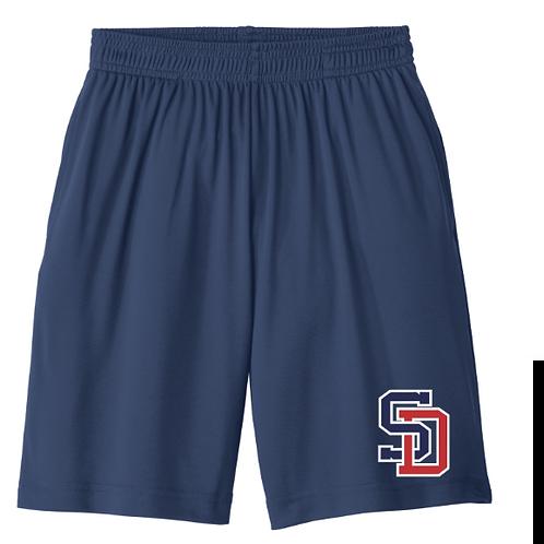 SDBB - Sport-Tek® PosiCharge® Competitor™ Pocketed Short