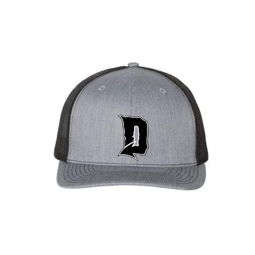 Dragons Baseball Embroidered Snapback Hat