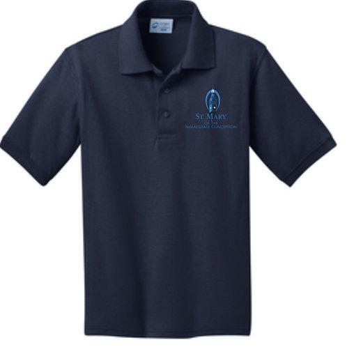 Port & Company® Core Blend Jersey Knit Polo St. Mary