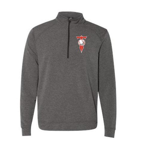 HVL Trojans Baseball Men's Omega Quarter Zip Pullover
