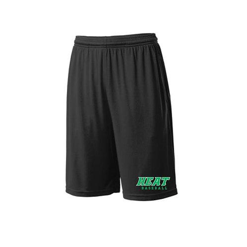Heat Baseball 2021 Pocket Shorts