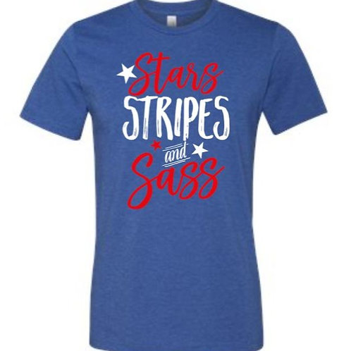 Stars, Stripes, & Sass