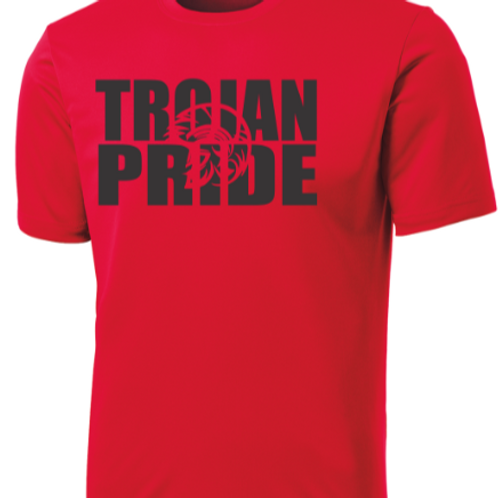 Soft Style Trojan Pride- Marching Band