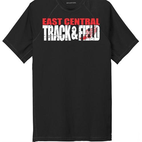 EC Track and Field Sport-Tek ® Rashguard Tee