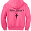 Thumbnail: Miss Lizzy's Personalized Youth Embriodered Fleece Jacket