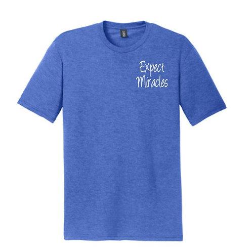 Blue Team Wiedeman Triblend T-Shirt