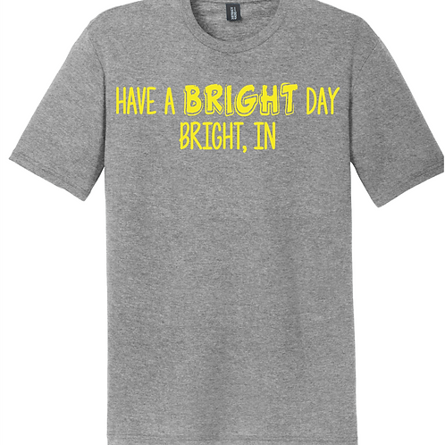 Have a Bright Day T-shirt