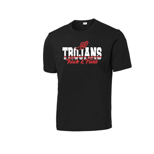 2021 SDMS Track & Field Polyester T-Shirt