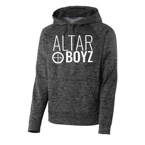 100% Polyester Altar Boyz Hoodie