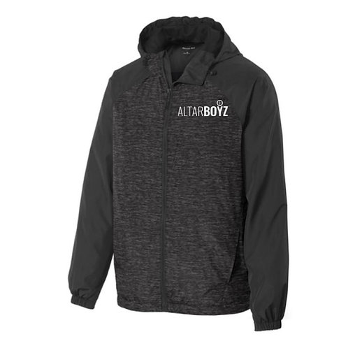 Embroidered Altar Boyz Jacket