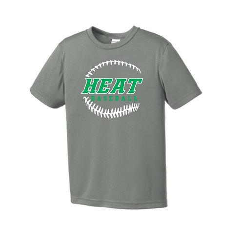 Heat Baseball 2021 Polyester T-shirt