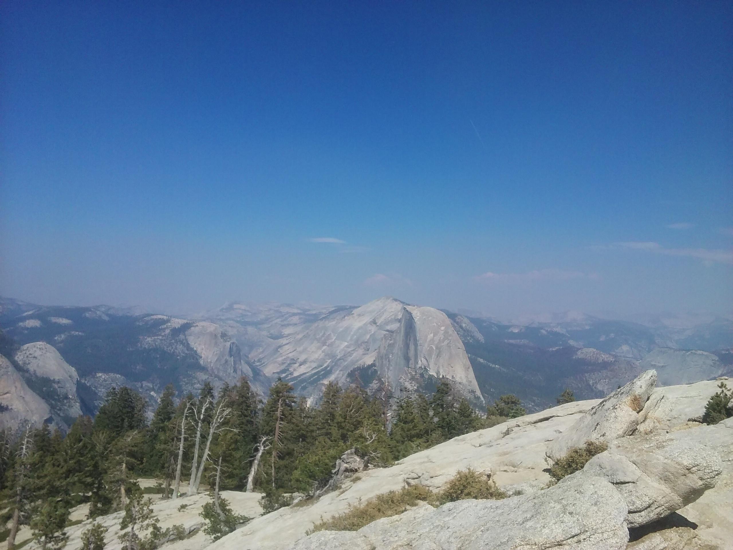 Yosemite!