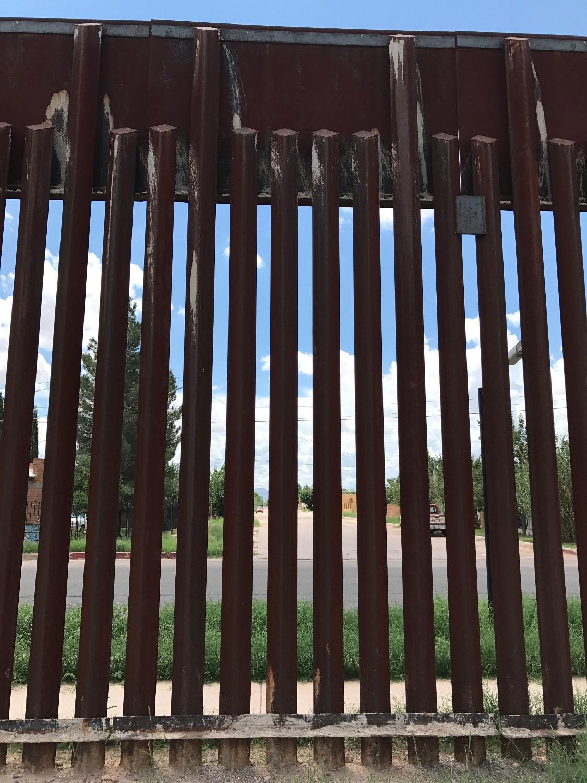 US/MEX Border -Douglas, AZ