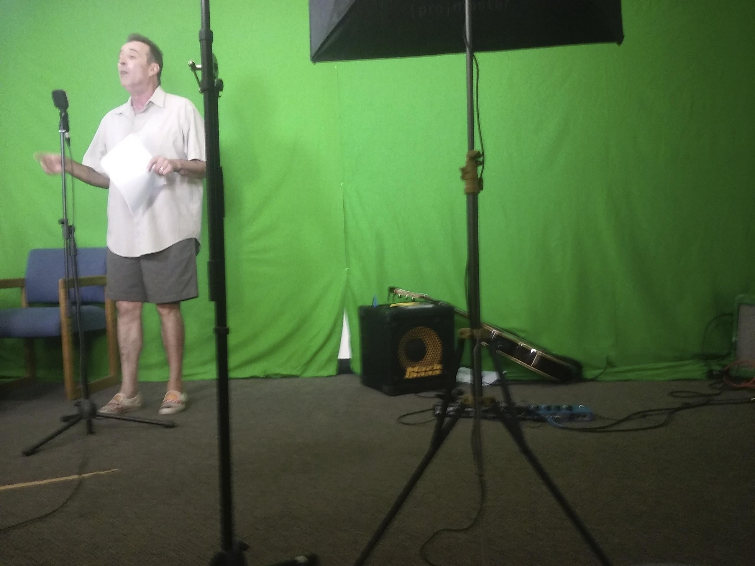 Chuck Leonard's Talk Show