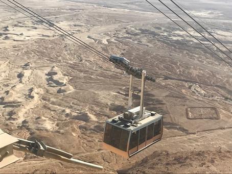 Day 8: Masada