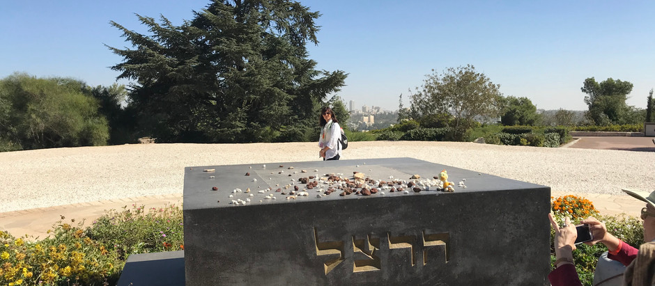 Day 9: Har Herzl and Final Sessions