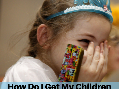 How Do I Get My Children to Love Judaism?  The answer is simpler than you might think.