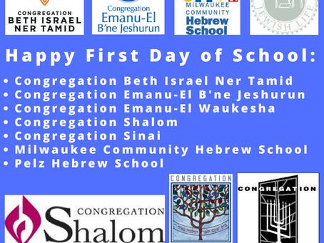 Milwaukee Religious Schools Start Today