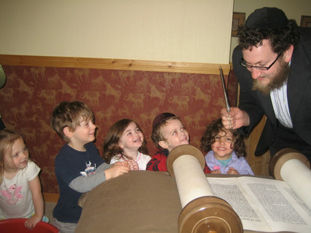 Inherently Joyful Judaism