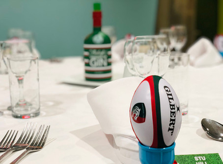 Olive tries for success with Rory Underwood and Leicester Tigers