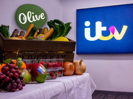 ITV teams up with Olive for healthy eating campaign