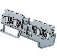 Clema Conexión instantánea  20Amp para Riel DIN 2.5mm
