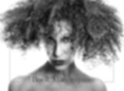 publicite,advertising,affiche,editorial,bnw,hairs,curve,black,white,studio,paris