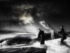 Mer, pêcheurs, lumière, contraste, blackandwhite, fine art, gallery