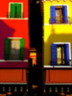 Architecture, design, italie, venise, united colors