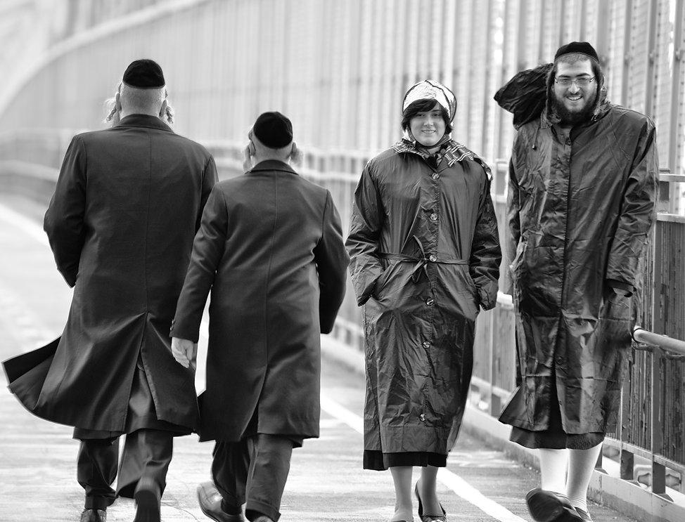new york, brooklyn, juifs, reportage, street photography