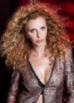 gold,red,blond,hair,eyes,makeup,studio,advertising,magazine