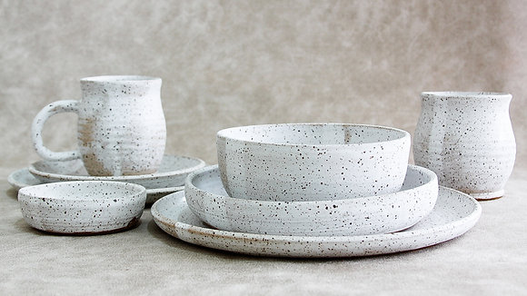 Dalmatian - Deluxe Place Setting (8 Piece)
