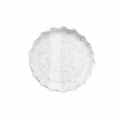 "6"" Pie Plate - Z+N"