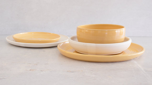 Canary | Moonstone - King Place Setting (5 Piece)