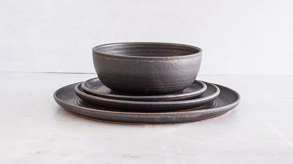 Midnight - Full Place Setting (4 Piece)