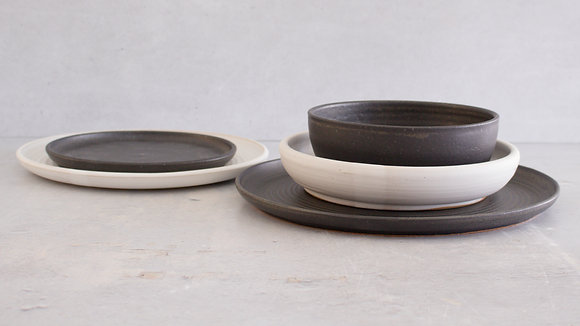 Midnight | Moonstone - King Place Setting (5 Piece)
