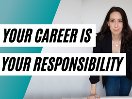 You Have Full Control Over Your Career Path!