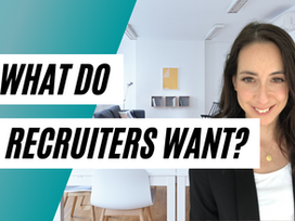 Do You Know How Recruiters Perceive You?