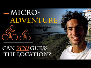 Micro-Adventure by Bike - Can You Guess Where?